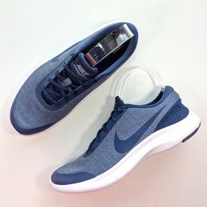 Nike Flex Experience RN 7 Navy Blue/Grey/White